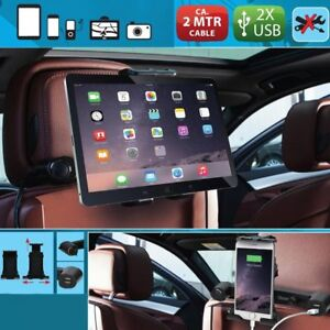 altri cellulari e tablet 4.7-12.9 tablet Galaxy Nero Nulay Supporto per poggiatesta per auto supporto per tablet retrattile per auto compatibile con iPad Pro 12.9 10.5 9.7 Air Mini 4 3 2