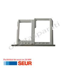 Repuesto Bandeja Porta Tarjeta Sim y Micro SD Plata para LG X Cam K580 Plateado