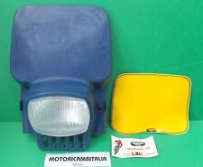 FANTIC AIM ANCILLOTTI ENDURO REGOLARITA FARO MASCHERINA HEADLIGHT CEMOTO VINTAGE