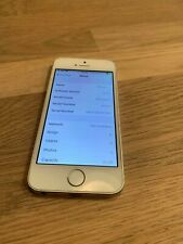 Apple iPhone 5s - 16GB - Silver