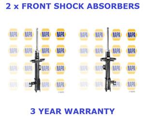 Saab 9-3 93 Front Shock Absorbers 1.8 1.9 2.0 2.2 2003 Onwards PAIR