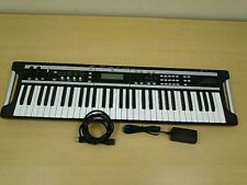 Korg X50 Music Synthesizer Keyboard Perfect working Good Condition Japan EMS