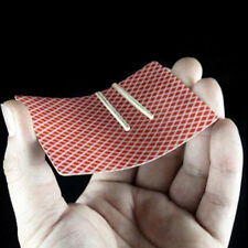 Floating Match Stick Playing Card Magic Tricks Levitating Kids Easy Magic Tricks