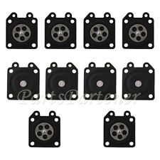 10 PACK Metering Diaphragm Assembly For Walbro 95-526,95-526-9,95-526-9-8