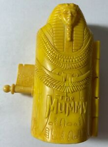 COOL BEANS BLOWOUT: Wind-up THE MUMMY Jack in the Box Movie Promo Box 3-09