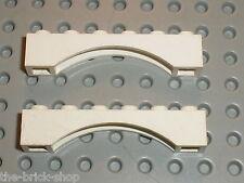 Arche LEGO white arch ref 3455 / set 6419 6418 5895 6416 6267 6401 4511 6409 ...