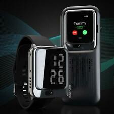 MaadZmec Tech 4G Smart watch Android with Portable Speaker Power Bank Newest GPS