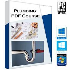 Aprenda Plomería curso de capacitación de herramientas fontanero Manual Pdf