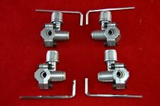 BPV31 Bullet Piercing Valve 3 in 1 Access for Air Conditioners HVAC New 4 Pack