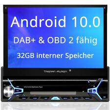 Android Autoradio mit Navi Bluetooth Navigation 1 DIN DAB Touchscreen CD DVD