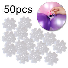 50x/set Balloons Arch Stand Connectors Clips Kit For Birthday Wedding Decoration