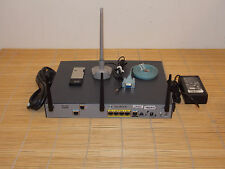CISCO 887GW-GN-E-K9 ADSL2/2+ Annex A Wireless 3G 802.11n Router + 4x LAN Switch