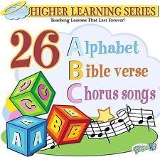 26 Alphabet Bible Verse Chorus Songs
