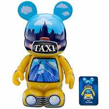 """Disney Mickey Mouse Vinylmation New York Collection Series 9"""" Hey Taxi Figure"""
