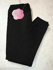 Cherry Berry Black Footless Tight. Tights. Size S/M. Small /  Medium. NEW.