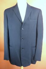 DG DOLCE GABBANA Veste noire Costume Homme Taille 50 Fr