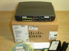 NEU Cisco 876-SEC-I-K9 VPN IPSec 3DES AES Router 128MB RAM 28MB Flash NEW OPEN