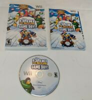 Club Penguin Game Day Wii And Wii U Disney Complete, Tested Working