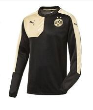 PUMA BVB Herren Sweatshirt Training Top Borussia Dortmund Pullover Dry Cell