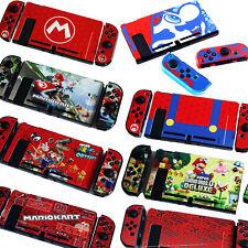 Funda Carcasa Rígida Delgada Para Nintendo Switch acoplables Super Mario Kart Odyssey