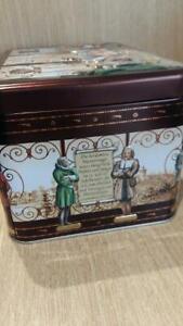 Die Meistersing Von Nurnberg Wirklein storage decorative tin 13 cm x 19cm x 11cm