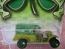 Hot Wheels CLOVER CARS COPPER STOPPER 2009 MIP 1:64