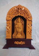 Thirupati Venkateswara Marble Statue Hindu God Tirupati Balaji Sculpture Gift
