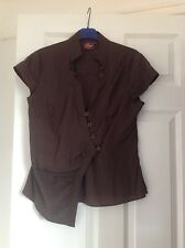 next brown top size 16