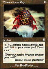 Shadowblood Egg NM  x4 Odyssey  MTG Magic Card Artifact Uncommon