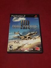 Rebel Raiders Operation Nighthawk - Complete + Tested PS2 Video Game (GMG)