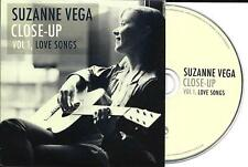 CD CARTONNE CARDSLEEVE COLLECTOR 12T SUZANNE VEGA CLOSE UP VOL.1 LOVE SONGS 2010