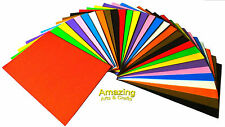 Foam Sheets A4 Eva Craft Pack 30 sheets assorted colours Amazing Arts and Crafts