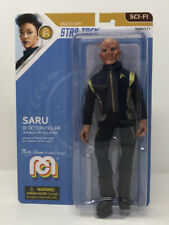 Mego Star Trek Discovery Saru 8 Inch Action Figure Sci Fi