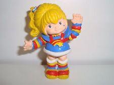 Figurine Blondine au pays de l'arc en ciel bleue 1983 (rainbow brite) hallmark
