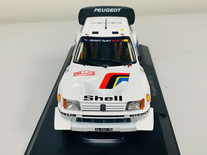 Norev Peugeot 205 T16 Rallye de Monte Carlo 1986 T. Salonen 1/18 184863 0721