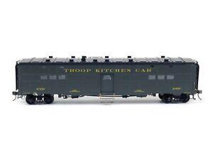 Weaver Trains Troop Kitchen Car World War II Troop Trains 3 Rail O Gauge