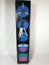 "Slik U2000 Tripod Adjustable 20 To 48"" Video And Photo"