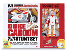 Toy Story Signature Collection Duke Caboom Motorcycle Stunt Set + Action Figure