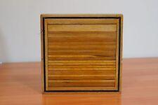 Wooden film holder for FKP 23x23 cm