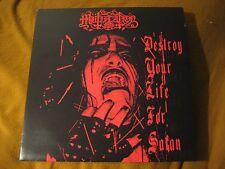 MUTIILATION destroy your life for satan ORIG VINYL LP moonblood