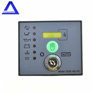 Auto Start Generator Controller Board Panel DSE702K-AS DSE702AS For Generator