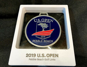 1- BRAND NEW, 2019 US OPEN PEBBLE BEACH GOLF BAG TAG. Great Collectors Item!