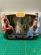 Star Wars Force Link 2.0 The Last Jedi Figure 5-Pack Action Figures + FREE Decal