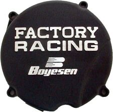 Boyesen Factory Ignition Cover Black Honda CR500R CR500 R 1984-2001 SC-03B