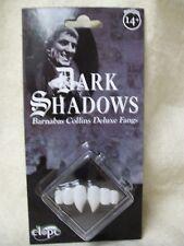 Dark Shadows Barnabas Collins Vampire Fangs Teeth Gothic Unisex Vamp Madame NEW