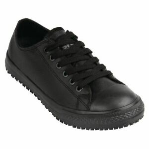 Shoes For Crews Mens Old School Leather Trainer 46