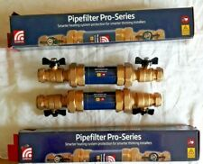 JOHNSON MAGNETIC FILTERS - Central Heating Pipefilter Pro-Series 120 x 2