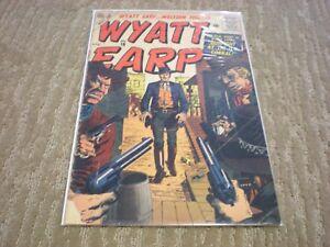 Wyatt Earp #10 (1957) Atlas Comics Severin - Gunfight at the OK Corral RARE!!!