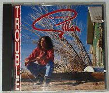 GILLAN Trouble - The Best of Gillan (CD compilation) greatest hits, hard rock