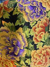 Kaffe Fassett Quilting Fabric GP 33 Kimono (Rust) - Prewashed